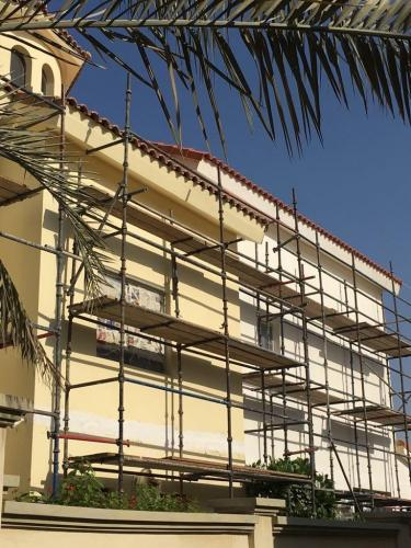 Residential villa Palm Jumeirah